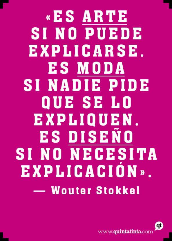 La frase de…Wouter Stokkel                              …