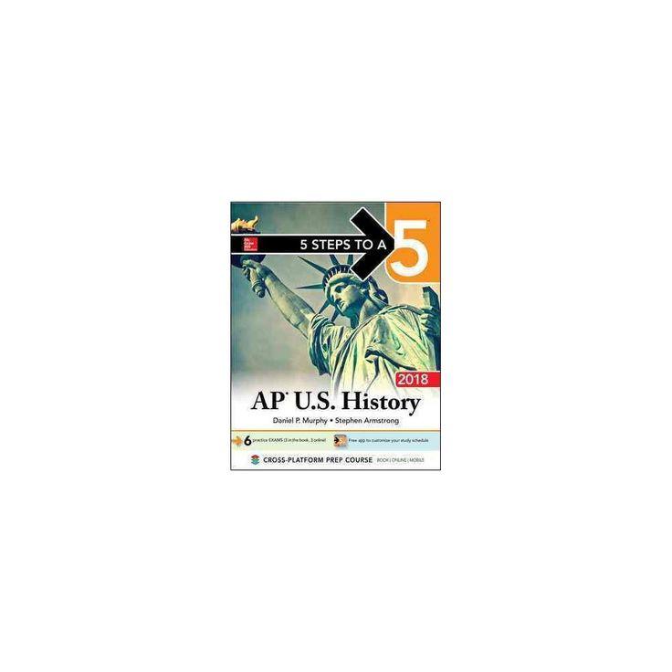 Ap U.s. History 2018 (Paperback) (Daniel Murphy)