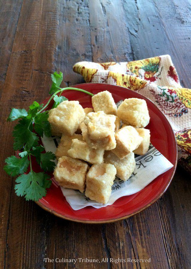 "Koya Tofu Fried ""Chicken"""