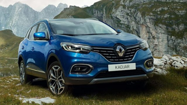 2020 Renault Kadjar Pricing And Specs Araba