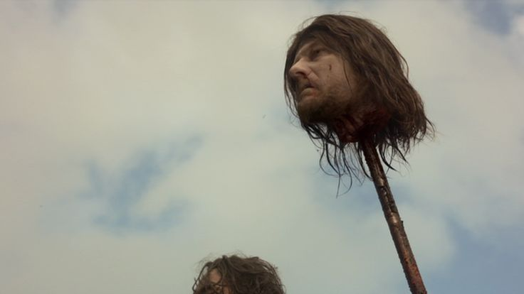 Lord Eddard Stark beheaded