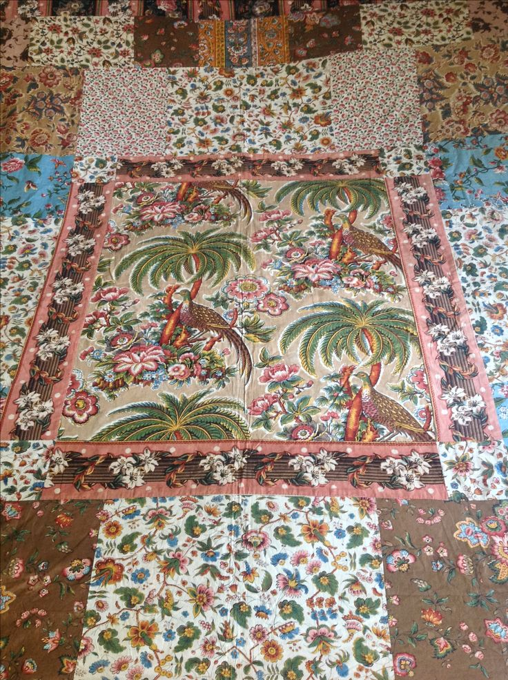 940 Best Images About Palempores Chintz French And