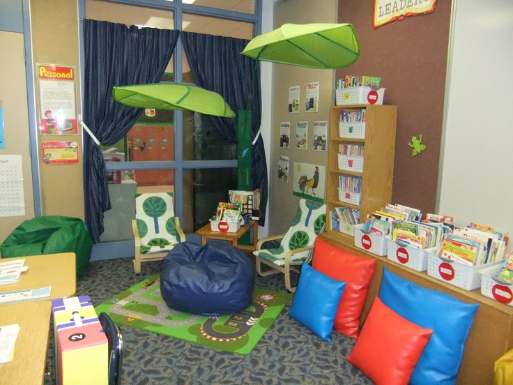 Cozy Classroom Library Amp Reading Corner Forest Ikea