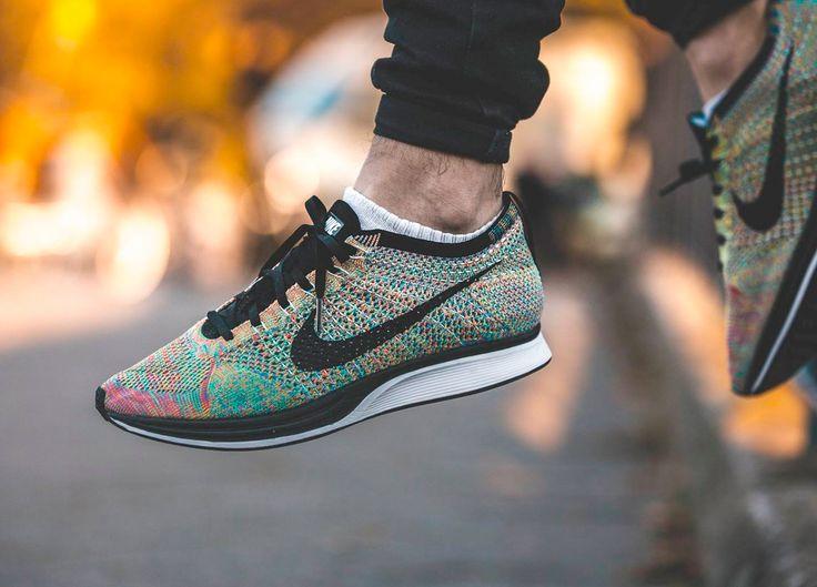 Nike Flyknit Racer 'Multicolor' (by Al Eqs)