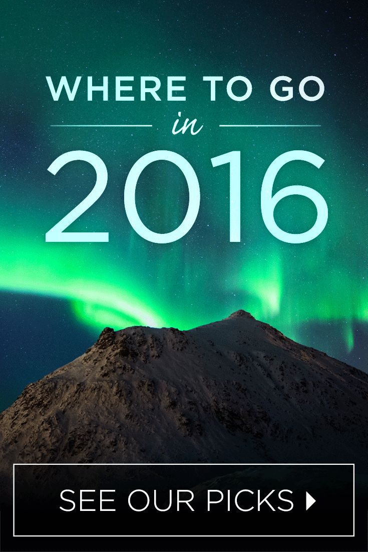 What's on your travel wish list for 2016? Narrowing down ours wasn't easy, but after tapping into our global network of tastemakers and writers ⎯ and having endless heated discussions ⎯ the results are FINALLY in. From an Arctic wonderland and European arts hub to a buzzy Caribbean island and under-the-radar American town, Emily Saladino profiles our favorite destinations for the upcoming year. Happy travels.
