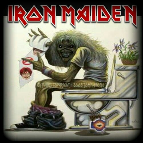 3015 Best Iron Maiden Images On Pinterest Iron Maiden