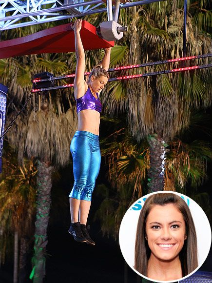 Kacy Catanzaro's American Ninja Warrior Premiere Blog: Starting the Season with a Showstopper http://www.people.com/article/american-ninja-warrior-premiere-kacy-catanzaro-blog
