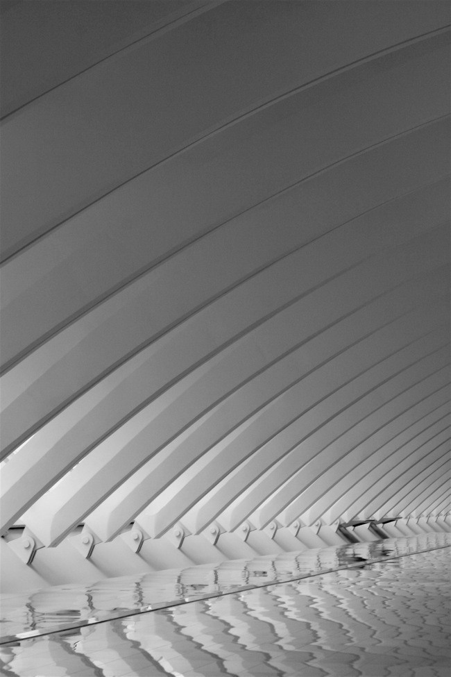 Milwaukee Art Museum Detail / Photo by Justin Bugsy Sailor: Architecture Arches, Archie Interiors, Interiors Stuff, Milwauk Art Museums, Architects Interiors, Museums Details, Justin Bugsi, Milwaukee Art, Bugsi Sailors Repin