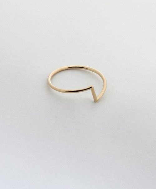 Linya Ring Gold Plated | Still House