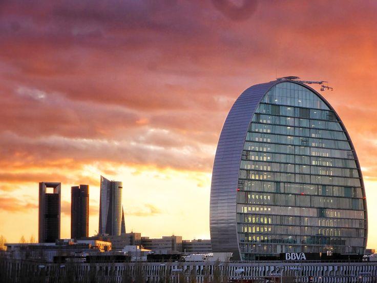 Ciudad BBVA » Un nuevo 'skyline' en Madrid