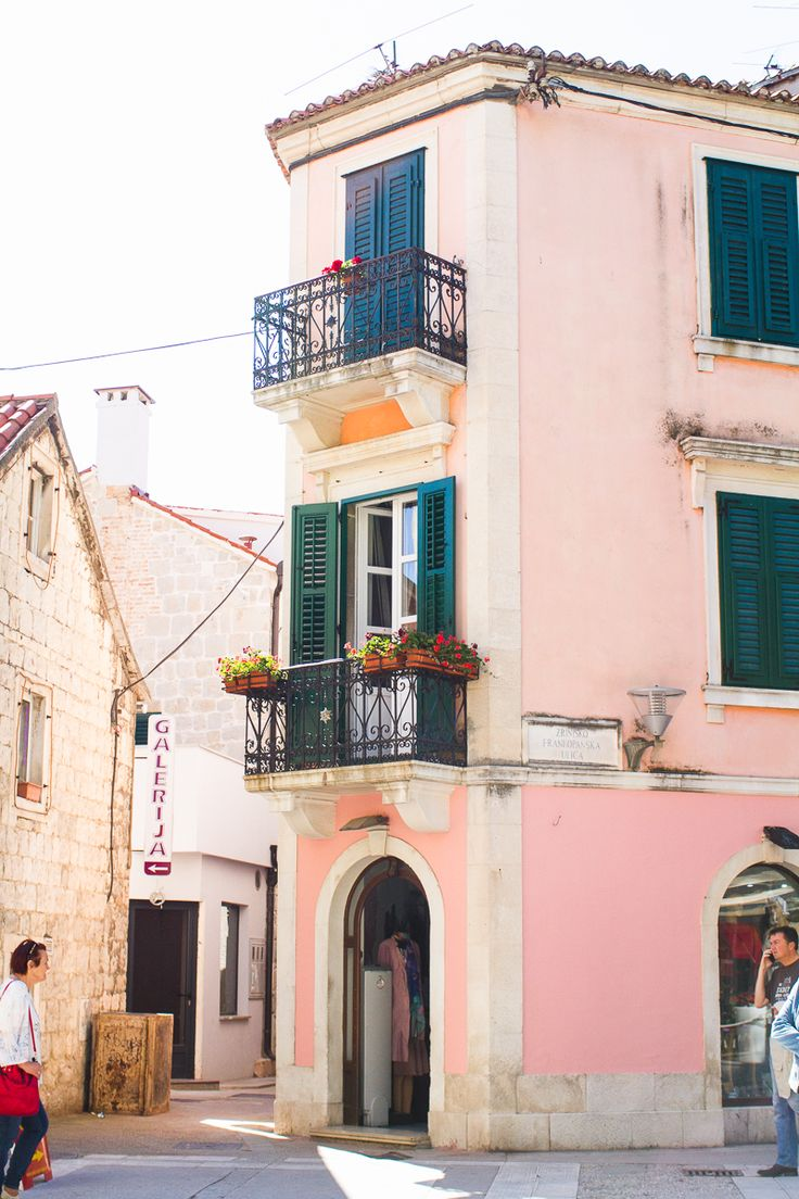 Croatia Travel Guide | Zadar | Split | Hvar | What to do | Where to eat | What to see | helpful tips | travel advice |