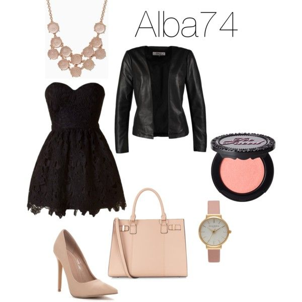 A fashion look from March 2015 featuring ONLY blazers and Olivia Burton watches. Browse and shop related looks.
