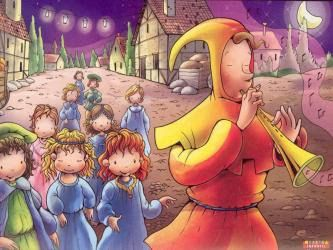 """Follow the Piper: """"THE PIED PIPER OF HAMELIN"""""""
