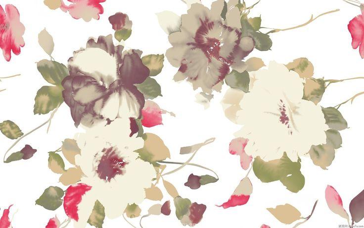 flowers patern