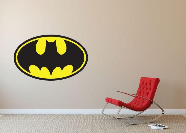 Batman Sticker Decal *Many SIzes* Wall Truck Car Wall Vinyl Logo | Home & Garden, Home Décor, Decals, Stickers & Vinyl Art | eBay!