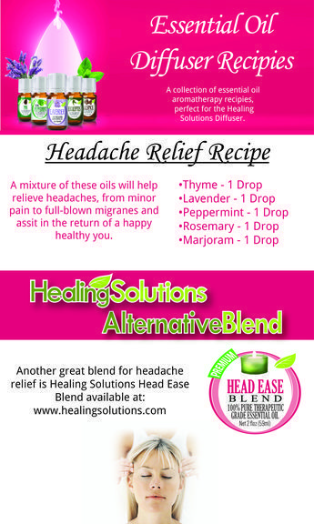 Headaches plague many, but they don't have to. Many experience natural relief after using pure essential oils. This blend offers excellent results to most who try it. - Comparable to doTERRA's PastTen #naturalmigrainerelief #migraineremedies