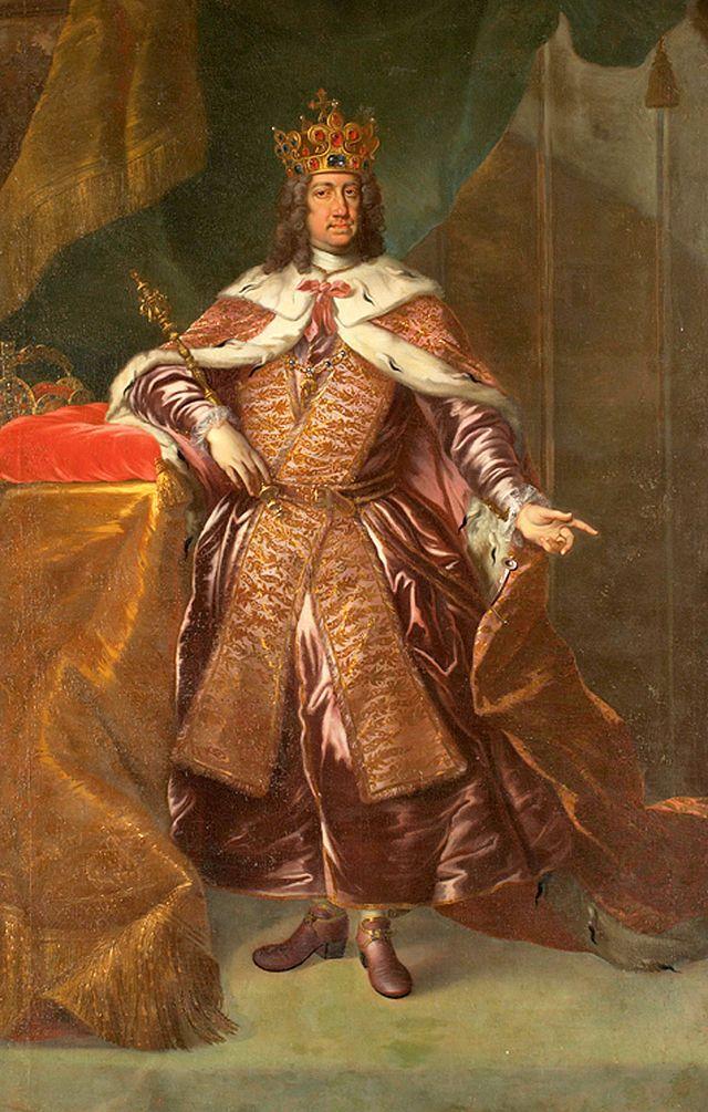 Karel VI. Habsburský, císař římský a král český a uherský