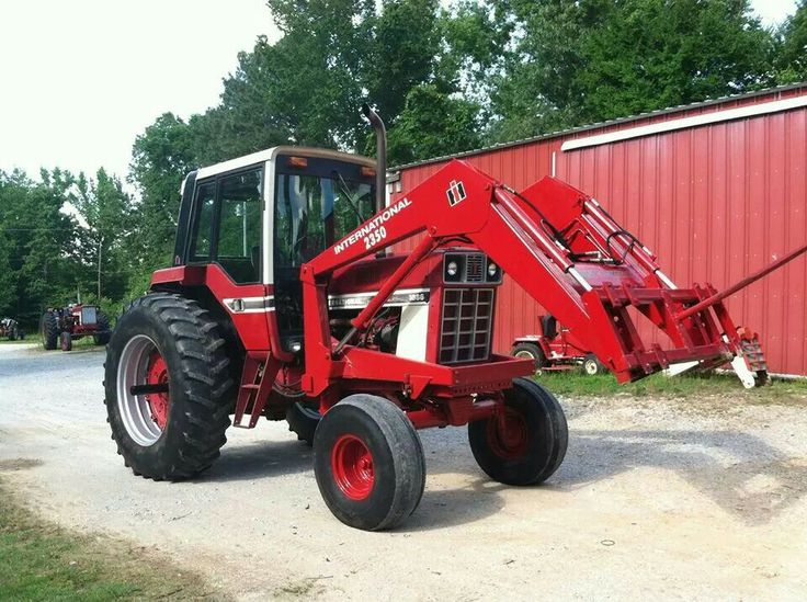 Case International Harvester : Ih w loader tractor s lawnmowers
