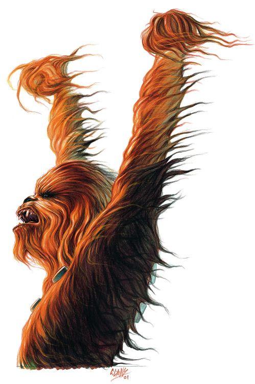 Chewbacca - Carl Lyons