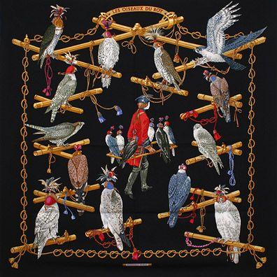Les Oiseaux du Roy