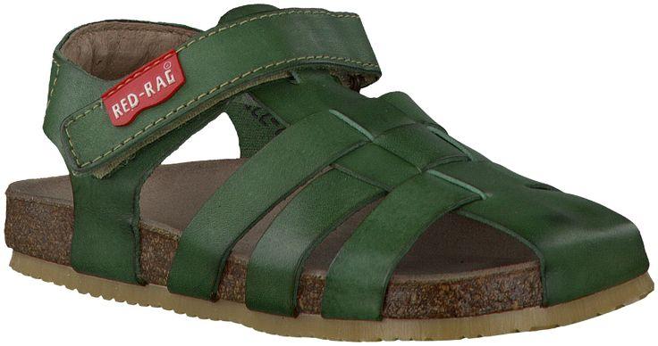 Groene Red-Rag Sandalen 19001