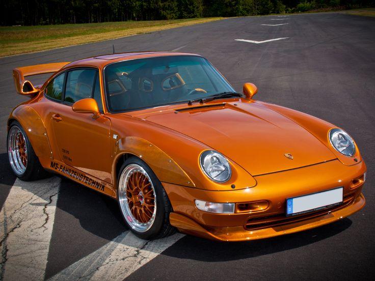 1996 911 (993) turbo