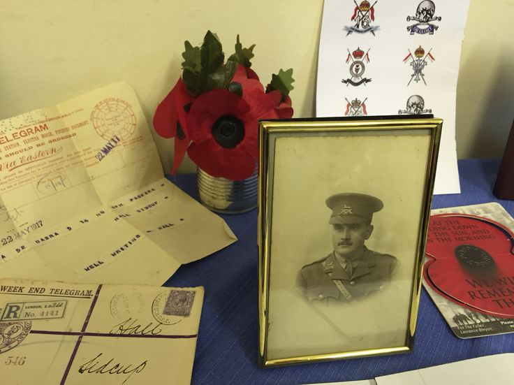 Exhibition WWI at St George's
