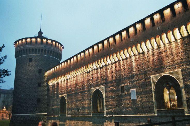 10. Sforza Castle
