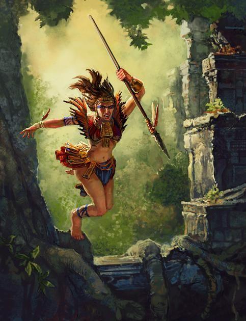 amazon women warriors | ... mızraklı savaşçı, Picture of ...