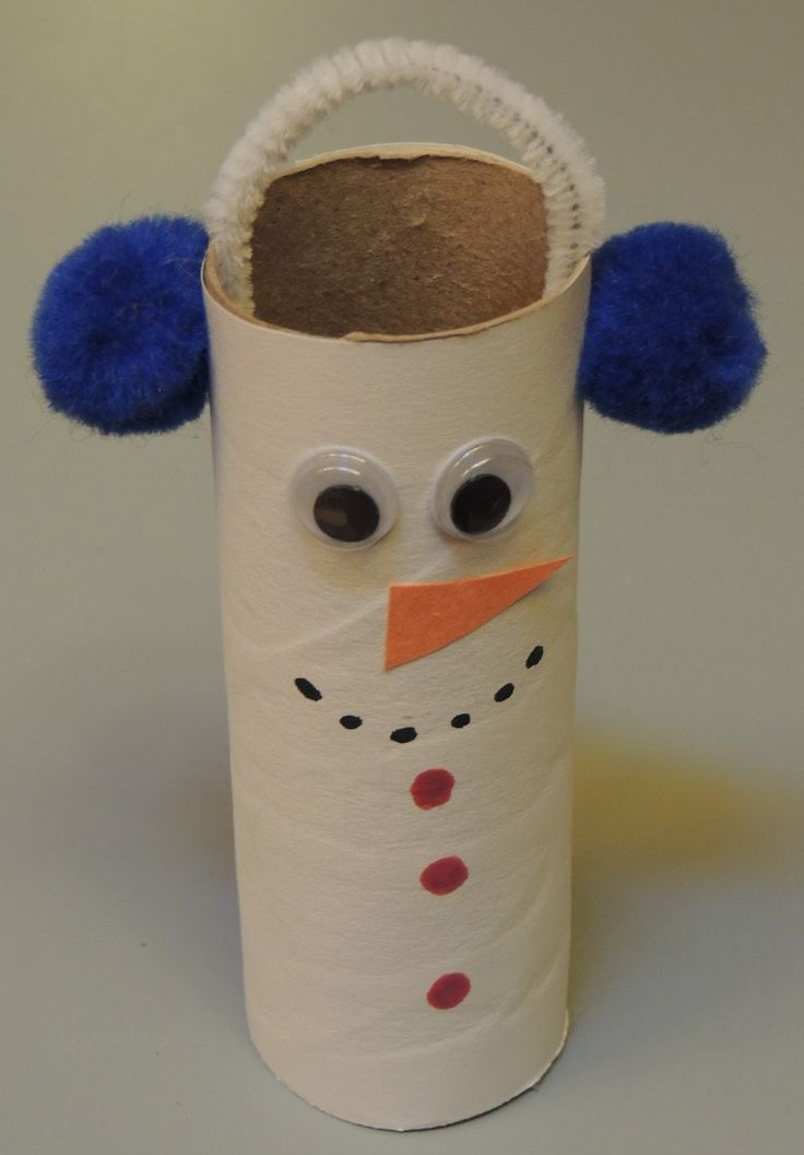 Child Care Resources: December 2012 Toilet paper roll... okay I decided to do this one cause it looks the easiest :) @Kenzie Zimmer