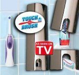 Touch N Brush Hands Free Tooth Paste Dispenser Chrome  List Price: $19.99 Discount: $0.00 Sale Price: $19.99