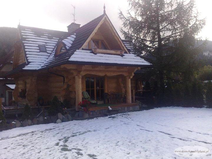 8 październik 2011 zima (?) w domku góralskim