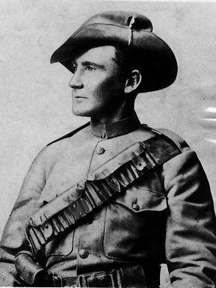 "Australian Harry ""Breaker"" Morant was executed during the Boer War on 27 February 1902."