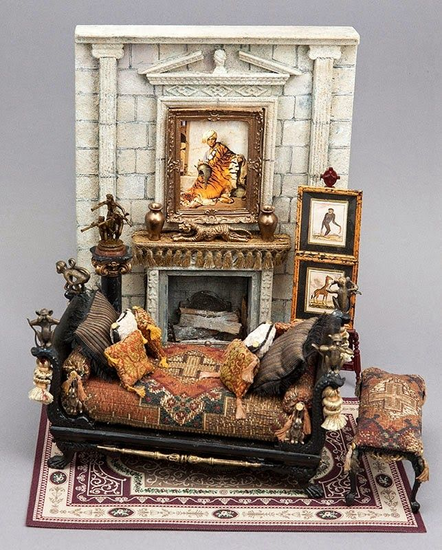 Good Sam Showcase of Miniatures jt The Pelt