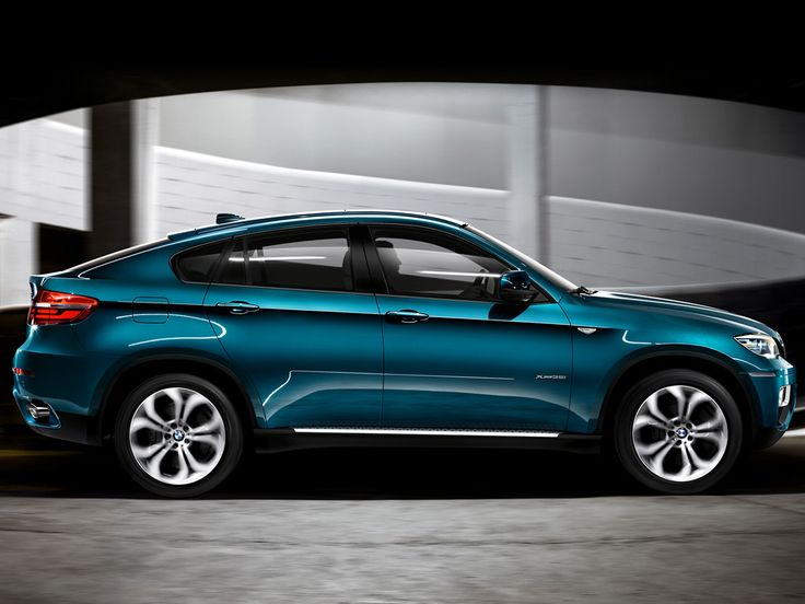 BMW X6 : Images| BMW South Africa