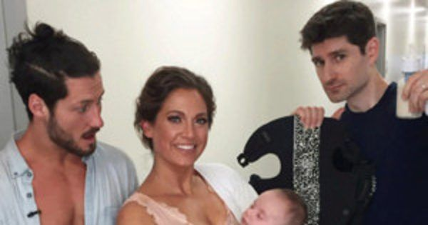 Ginger Zee's Baby Boy Heads to Dancing With the Stars as Mom's Biggest Cheerleader | E! Online