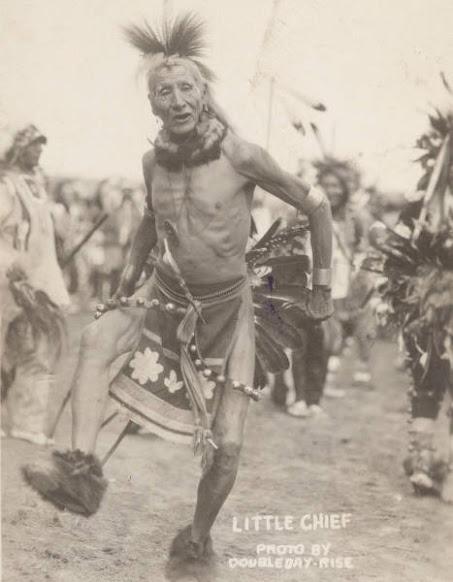 Little Chief - Mniconjou - circa 1905