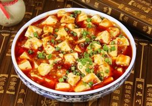 Mapo Tofu <3 #sichuan #dish #cuisine