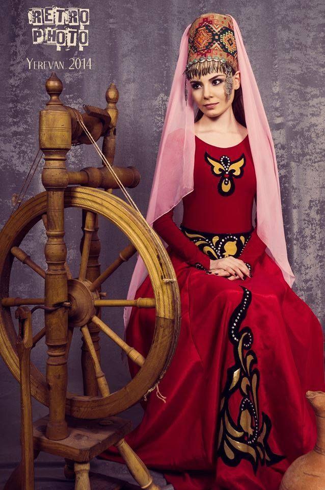 Տարազ- Armenian National Clothing - Taraz Foto Atelier ...