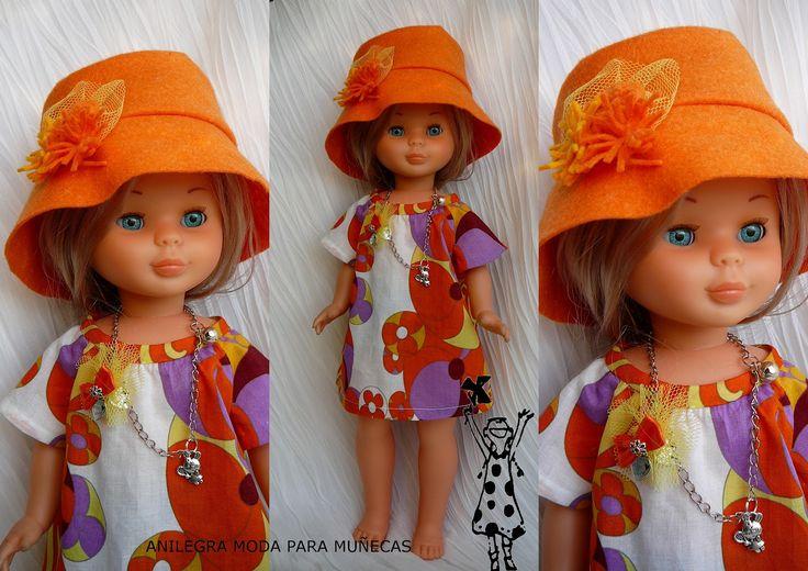 Anilegra moda para muñecas: ANILEGRA COSE PARA NANCY , mi nuevo blog ACLARACIÓN!!!!!!