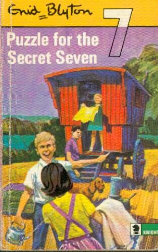 Secret seven books, another childhood favourite :)
