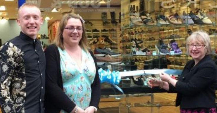 Business booming for Ilkeston shoe shop owner who appeared on Naked Attraction show