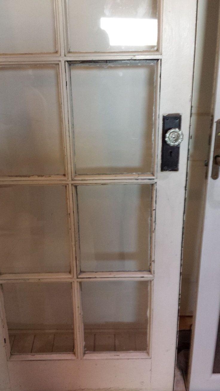 Best 25 mesh screen door ideas on pinterest mesh screen patio 30 x 82 antique solid wood french door and matching mesh screen door vtopaller Image collections