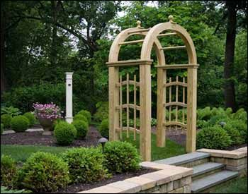 19 best arbors by fifthroom images on pinterest arbors arbors do it yourself arbor and trellis plans and building kits solutioingenieria Image collections