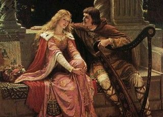 Courtly Love - Television Tropes & Idioms