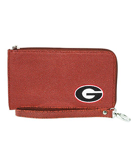 Alabama Crimson Tide Football Wristlet