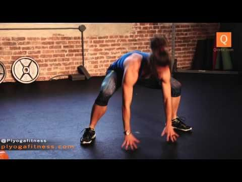 Full Body Circuit Training With Stephanie: Part 1 - YouTube