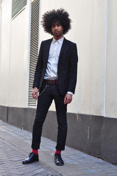 pattern top | #fashion #streetstyle | http://lkl.st/1lSrnou | See more on https://www.lookli.st #Looklist