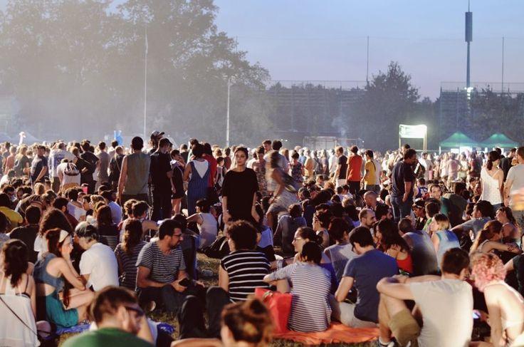 Sigur Ros - I-Days Festival 2016, Parco di Monza. Fotografie di Chiara Arrigoni #sigurros #idays #milano #monza #rock #music