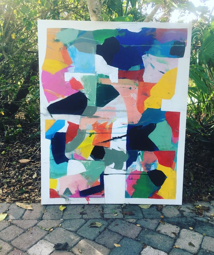 Finally painting again. #abstractart #interiordesign #counterculture #art #abstractpainting